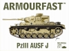 PzIII AUSF J 1:72 Armourfast 99016 Contains 2 Kits